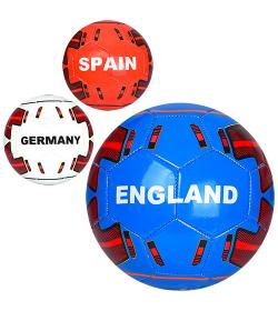 Мяч футбольный EV 3288 в кульке