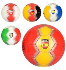 Мяч футбольный-2 EN 3299 в кульке
