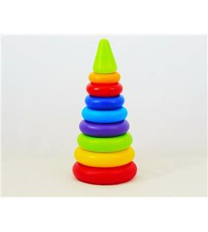 Пирамида выдувная, большая №2 0984