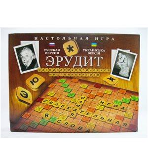 """Игра """"Эрудит"""" большая 0137BB"""