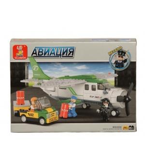 Конструктор SLUBAN M 38-B 0362 Авиация, самолет