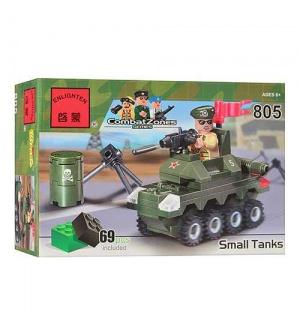 """Конструктор BRICK 805 """"Маленький танк"""""""