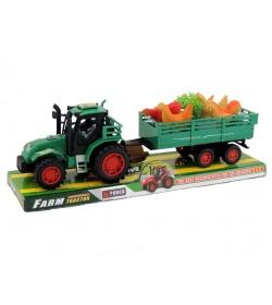 Трактор 922-11 с прицепом
