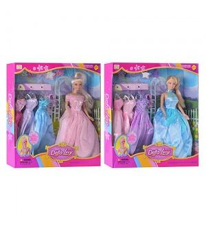 Кукла DEFA 8019 с одеждой