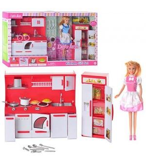 Кукла с кухней DEFA 8085