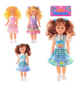 "Кукла Иринка ""Билли"" 1516 VIK"