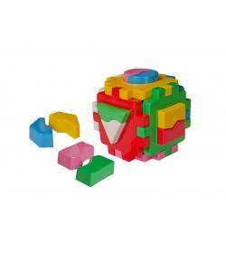 Куб 2452 ТехноК, логика №1