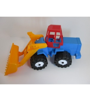 "Трактор 106-1 ""BAMSIK"", ""Шустрик -скрапер"" № 1"