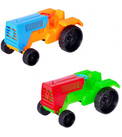 "Машина 284 ""BAMSIK"", трактор №1, мини"