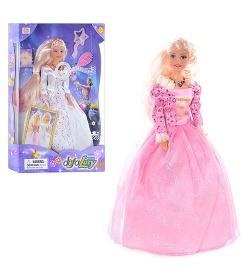 Кукла DEFA 20961 муз, свет, в кор-ке