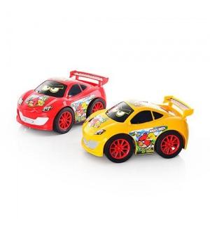"""Машина 52208 """"Angry Birds"""", инер-я, в кульке"""