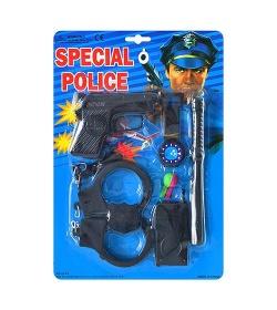 Набор полиции Х 44-6 D на листе