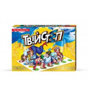 Игра напольная 0266-2 Твистер, украинский