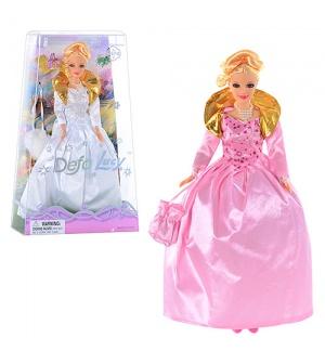 Кукла DEFA 20997 с сумочкой, в кор-ке