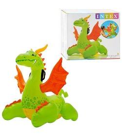 """Плотик 57526 INTEX """"Дракон"""""""