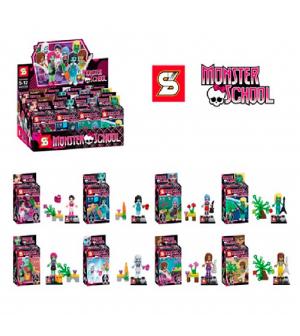 "Конструктор SY 268 ""Monster High"", в кор-ке"