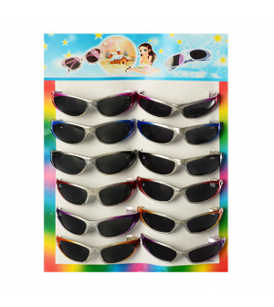 Очки солнцезащитные MK 0594-1 (12 ШТ на листе)