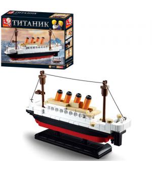 """Конструктор SLUBAN M38-B0576 """"Titanic"""", в кор-ке"""