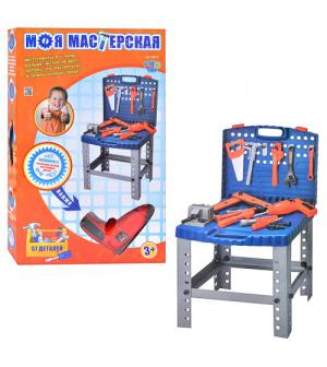 Набор инструментов 008-22 чемодан-стол, в кор-ке