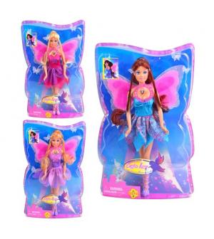 Кукла DEFA 8196 с крыльями, в слюде