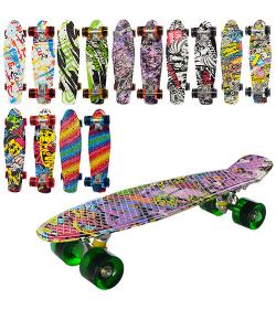 Скейт MS 0748-1 пенни