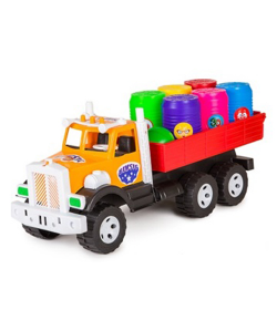 "Грузовик Фарго 3685 ""BAMSIK"", грузовик с бочонками"