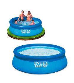 Бассейн семейный 28110 (1шт/ящ) INTEX