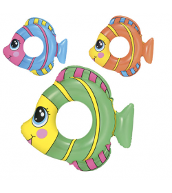 Круг 36111 (36шт) рыбка, BESTWAY