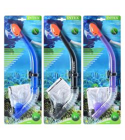 Трубка 55928 (12шт/ящ) на листе, INTEX