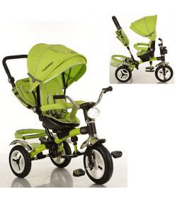 Велосипед M 3199-4 HA (1шт/ящ) TURBOTRIKE, Зеленый