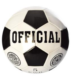 Мяч футбольный EN-3226 в кульке