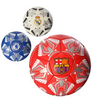 Мяч футбольный 2500-23ABC (30шт)