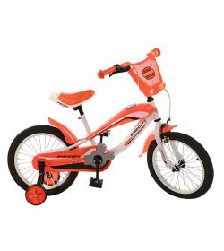 Велосипед PROFI детский 12д. SX 12-01-1 (1шт/ящ) оранжевый