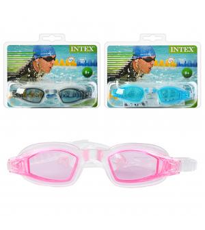 Очки для плавания 55682 (12шт/ящ) INTEX