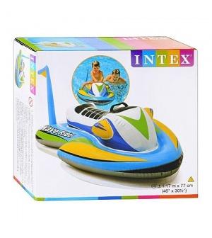 """Плотик 57520 (6шт/ящ) """"Скутер"""" INTEX"""