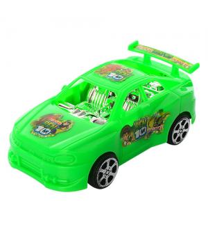 Машинка CX046 (480шт) B10, инерционная, в кульке