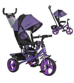 Велосипед M 3113-8 (1шт/ящ) Turbo Trike, фиолетовый