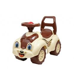 Автомобиль для прогулок 2315 ТехноК, коричневый