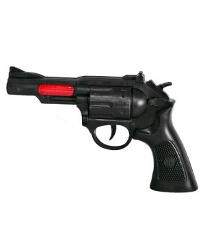 Пистолет 2898 трещетка, в кульке