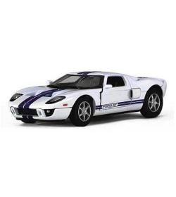 "KT Машинка жел. HU KINSMART KT 5092 W ""FORD GT 2006"""