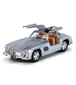 "KT Машинка жел. HU KINSMART KT 5346 W ""MERCEDES-BENZ SLS AMG 300 SL 1954"""