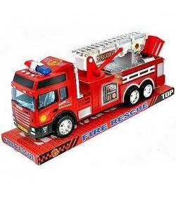 ZY Пожарная машина 8822 инер-я, в слюде