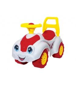 Автомобиль для прогулок 3503 ТехноК, бело-красный