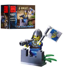 Конструктор BRICK 1001 Рыцарь