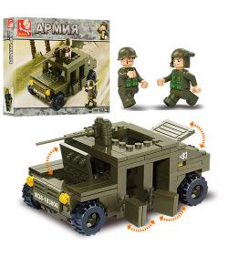 Конструктор SLUBAN M 38 B 0297 Армия