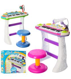 """JT Пианино 7235 """"Музыкант"""", на подставке"""