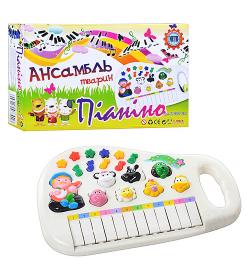 Пианино M 0381 U/R