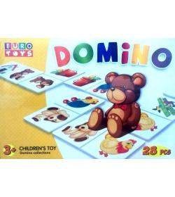 """Домино 30120 """"EUROTOYS"""" """"CHILDREN`S TOY"""""""
