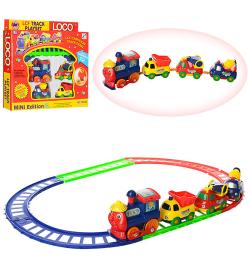 Железная дорога 19016 B