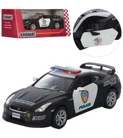Машина KT 5340 WP KINSMART, Полиция